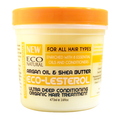 ECO Natural Eco-lestoral with Argan Oil & Shea Butter