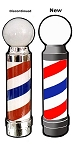 Barber Pole Decal