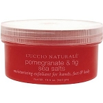 Cuccio Naturale Pomegranate & Fig Sea Salt Exfoliator