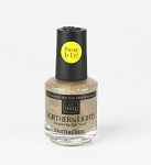 INM Northern Lights Hologram Top Coat - Gold