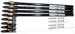 Graff*Etch Barber Pencils (Black and White)