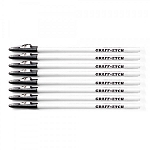 Graff*Etch Barber Pencils (White)