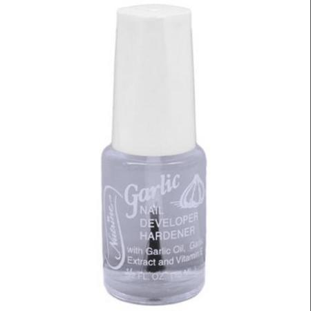 Nutrine Garlic Nail Hardener & Developer