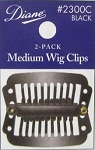 Diane Medium Wig Clips