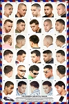 The Barber Hairstyle Guide Poster (2)