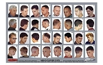 Men's Clipper Cuts Poster