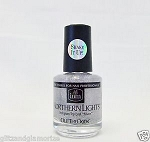 INM Northern Lights Hologram Top Coat - Silver