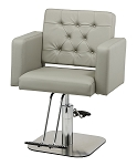 Pibbs 2283 Fondi Styling Chair T- Footrest