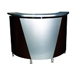 Reception Desk - Curved, 60