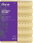Diane 12-Pack Magnetic Rollers 1 1/8