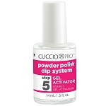 Cuccio Pro Powder Polish Dip system Step 5 Gel Activator