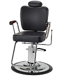 Pib 847 Karim Threeading Chair Black Only !