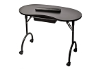 JoJo Manicure Table - Black