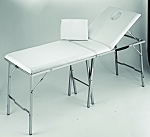 Vagilia Folding Bed with Adjustable Back