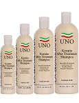 La-Brasiliana Uno Kertain amd Collagen Shampoo