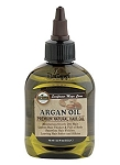 Sunflower Mega Care Argan Oil Premium Natural Hair oil 2.5 FL OZ