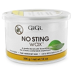 GiGi No Sting Wax, 14 oz