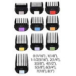 JRL Professional Universal Comb 8 Pieces