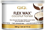 GiGi Flex Wax Coconut Honee, 14 oz