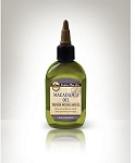 Sunflower Mega Care Macadamia Oil Premium Natural Hair oil 2.5 FL OZ