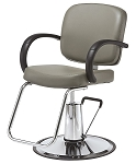 Pibbs 3606 Hydraulic Messina Styling Chair