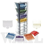 Wahl Attachment Combs in Organizer #3170-400