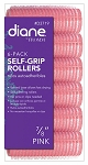 Diane 6-Pack Self-Grip Rollers 7/8