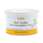 GiGi Zinc Oxide Ultra Sensitive Wax, 13 oz