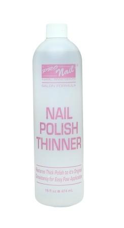 Pro Nail Polish Thinner [16 oz]