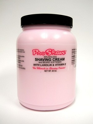Pro Shave Shaving Cream & Beard Softener [48 oz]