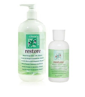 Clean + Easy Restore - Dermal Therapy Lotion [5 oz]